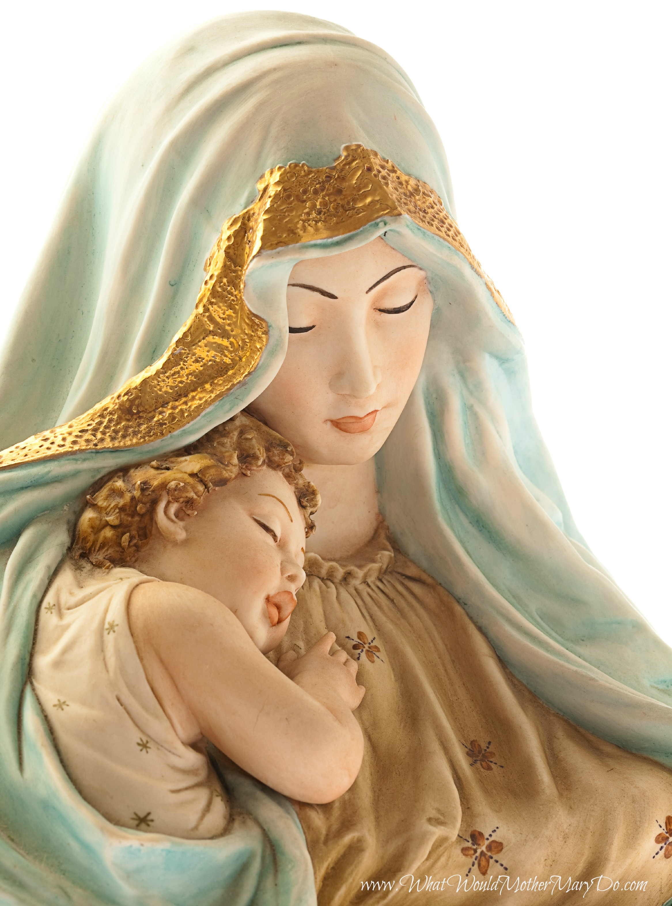 Mother Mary's Seven Pa...